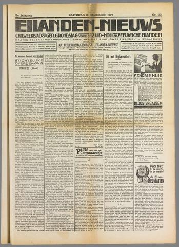 Eilanden-nieuws. Christelijk streekblad op gereformeerde grondslag 1939-12-16