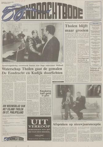 Eendrachtbode (1945-heden)/Mededeelingenblad voor het eiland Tholen (1944/45) 1994