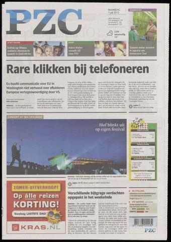 Provinciale Zeeuwse Courant 2013-07-01