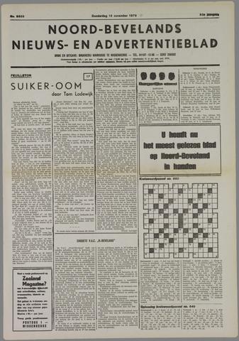Noord-Bevelands Nieuws- en advertentieblad 1979-11-15
