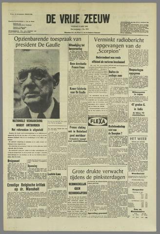 de Vrije Zeeuw 1968-05-31