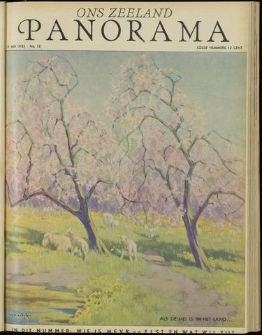 Ons Zeeland / Zeeuwsche editie 1935-05-09