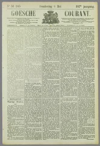 Goessche Courant 1915-05-06