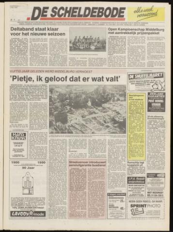 Scheldebode 1990-04-26