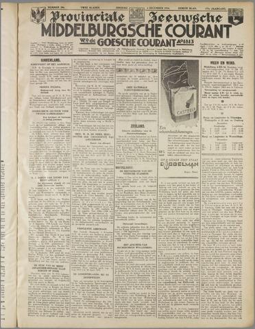 Middelburgsche Courant 1934-12-04