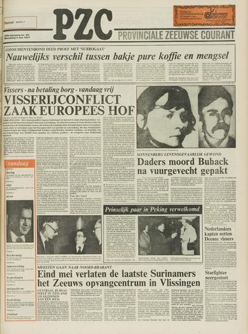 Provinciale Zeeuwse Courant 1977-05-04