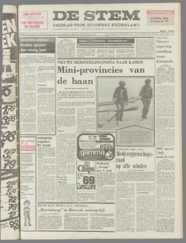de Stem 1979-04-12