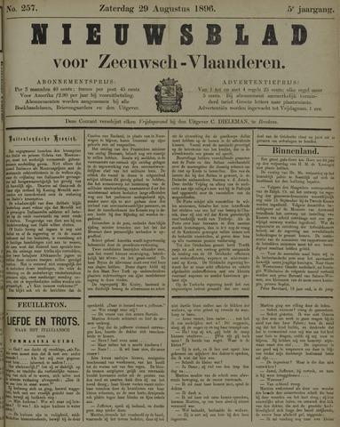 Nieuwsblad voor Zeeuwsch-Vlaanderen 1896-08-29
