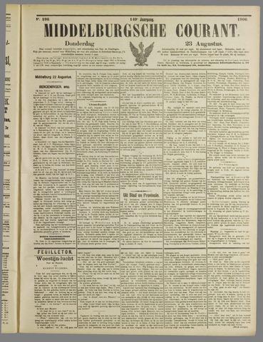Middelburgsche Courant 1906-08-23
