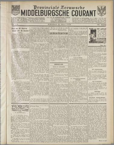 Middelburgsche Courant 1930-07-22