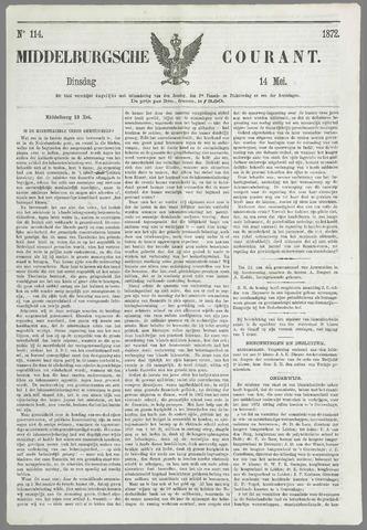 Middelburgsche Courant 1872-05-14