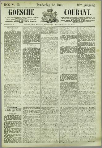 Goessche Courant 1906-06-28