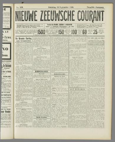 Nieuwe Zeeuwsche Courant 1916-09-16