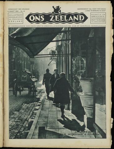Ons Zeeland / Zeeuwsche editie 1934-03-09