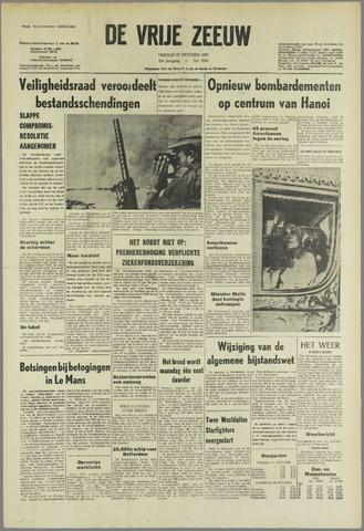de Vrije Zeeuw 1967-10-27