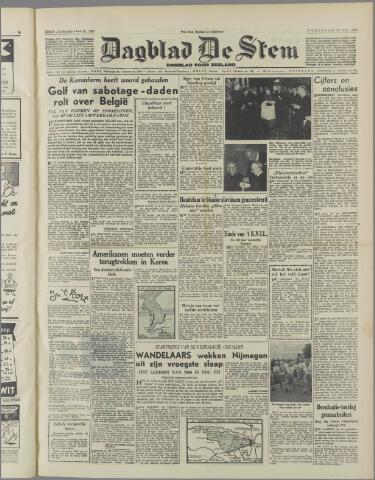 de Stem 1950-07-26