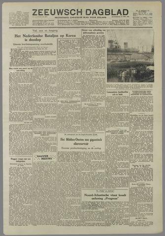 Zeeuwsch Dagblad 1951-05-31
