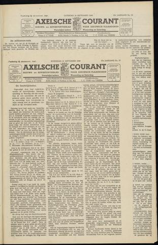 Axelsche Courant 1949-09-21