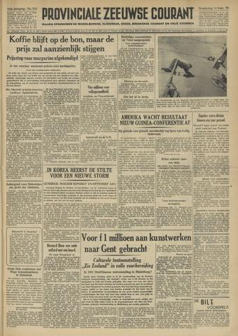 Provinciale Zeeuwse Courant 1950-09-14