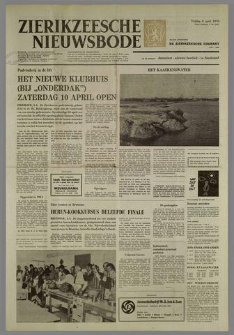 Zierikzeesche Nieuwsbode 1976-04-02