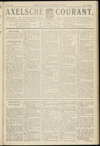Axelsche Courant 1928-11-23