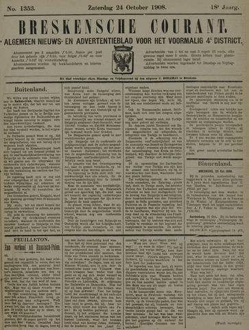 Breskensche Courant 1908-10-24