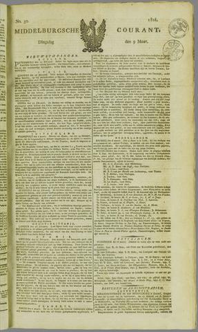 Middelburgsche Courant 1824-03-09