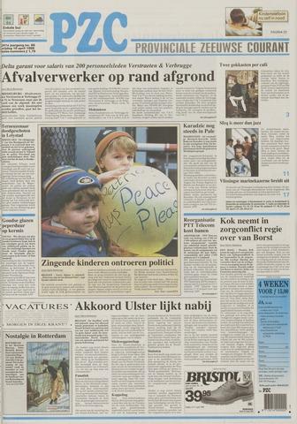 Provinciale Zeeuwse Courant 1998-04-10
