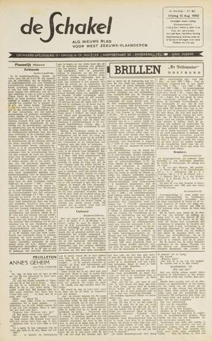De Schakel 1962-08-10