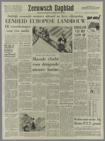 Zeeuwsch Dagblad 1962-01-15