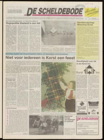Scheldebode 1993-12-22