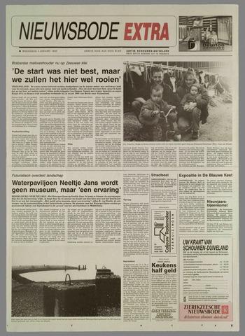 Zierikzeesche Nieuwsbode 1995-01-04
