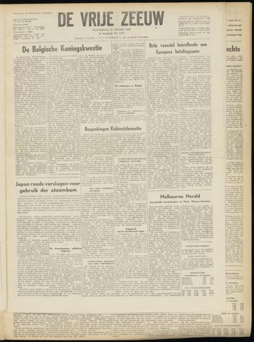 de Vrije Zeeuw 1950-03-22