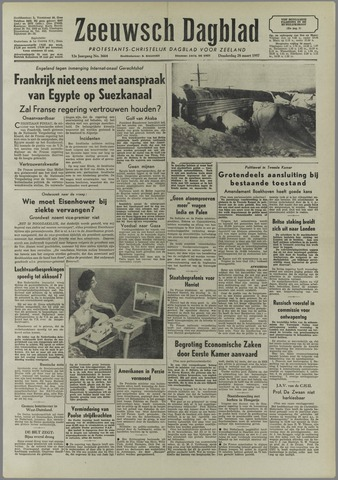 Zeeuwsch Dagblad 1957-03-28