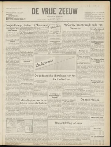 de Vrije Zeeuw 1954-03-22