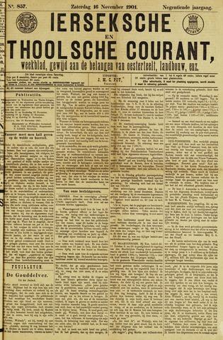 Ierseksche en Thoolsche Courant 1901-11-16