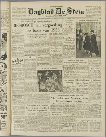 de Stem 1955-01-13