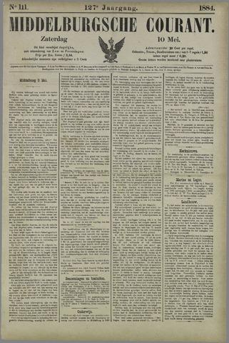 Middelburgsche Courant 1884-05-10