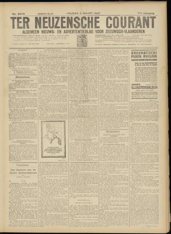 Ter Neuzensche Courant. Algemeen Nieuws- en Advertentieblad voor Zeeuwsch-Vlaanderen / Neuzensche Courant ... (idem) / (Algemeen) nieuws en advertentieblad voor Zeeuwsch-Vlaanderen 1937-03-05