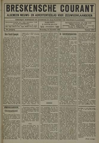 Breskensche Courant 1920-11-24