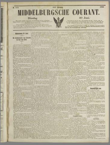 Middelburgsche Courant 1908-06-30