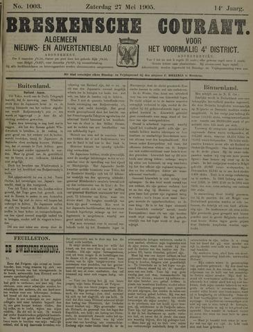 Breskensche Courant 1905-05-27
