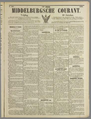 Middelburgsche Courant 1906-10-19