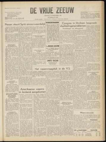 de Vrije Zeeuw 1957-09-10