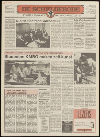 Scheldebode 1986-03-20
