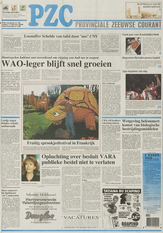 Provinciale Zeeuwse Courant 2000-02-11
