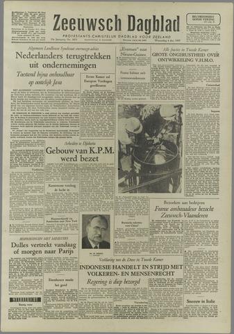 Zeeuwsch Dagblad 1957-12-04