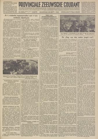 Provinciale Zeeuwse Courant 1942-09-28