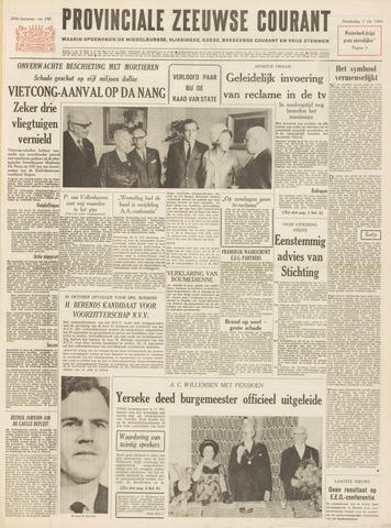 Provinciale Zeeuwse Courant 1965-07-01