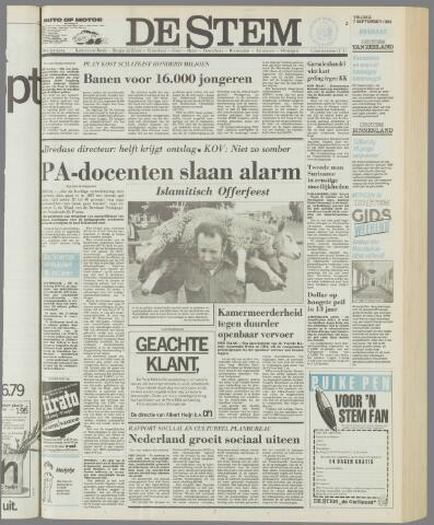 de Stem 1984-09-07